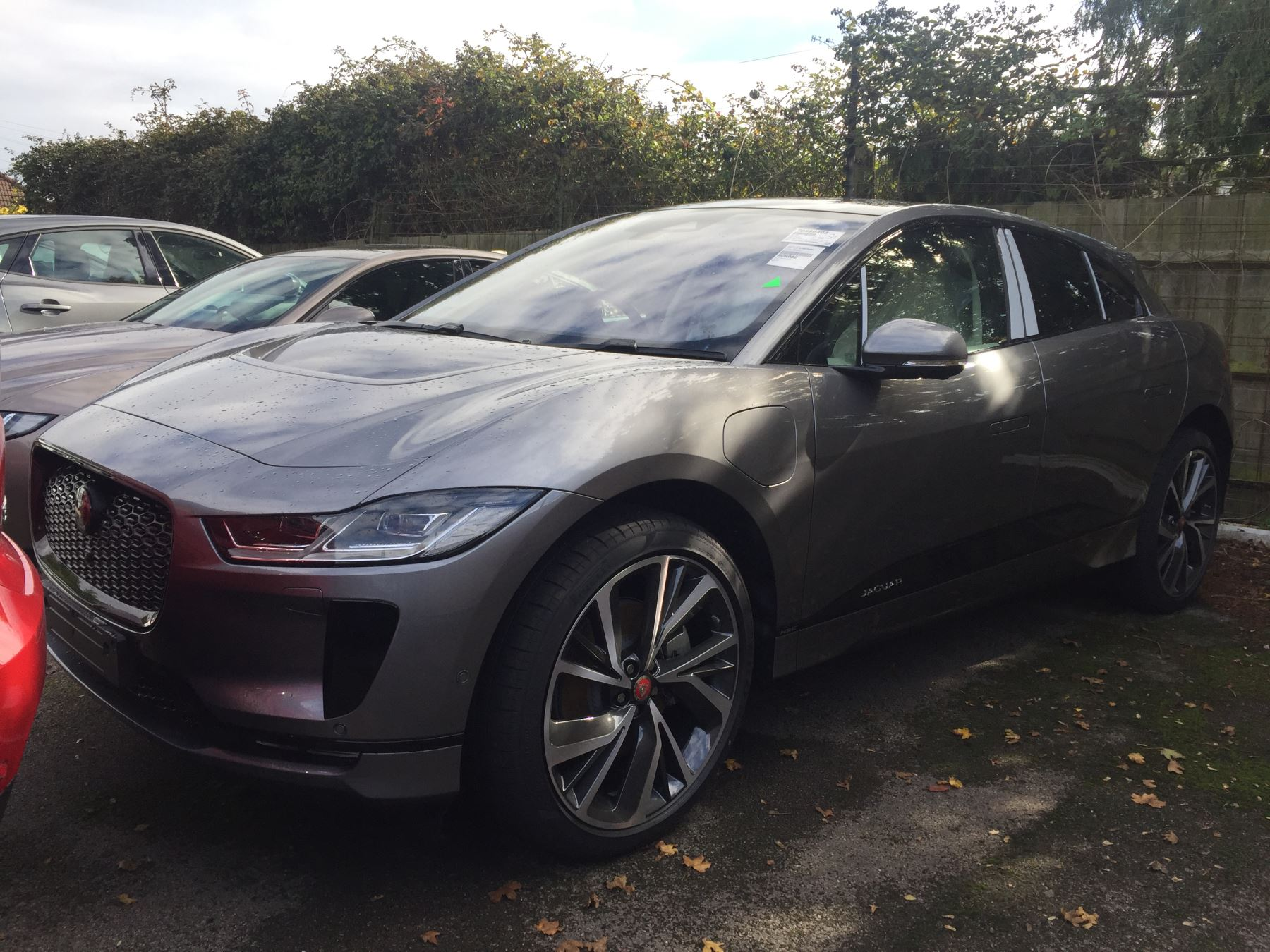 Jaguar I-PACE 294kW EV400 HSE 90kWh 11kW Charger image 1